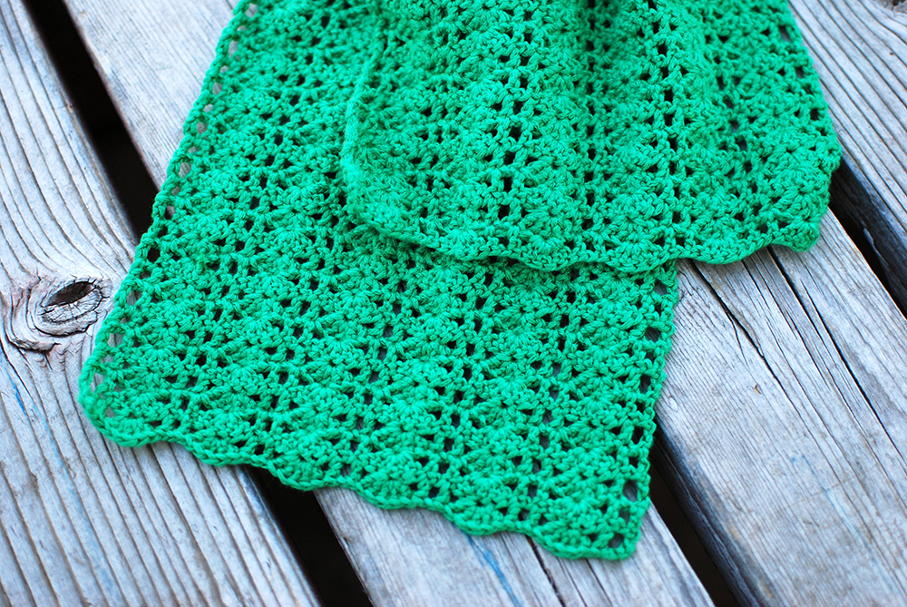 Diy How To Crochet A Scarf Effectively Turka