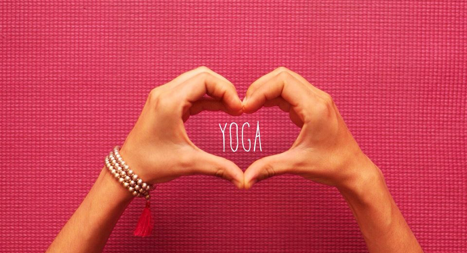 Yoga heart health benefits